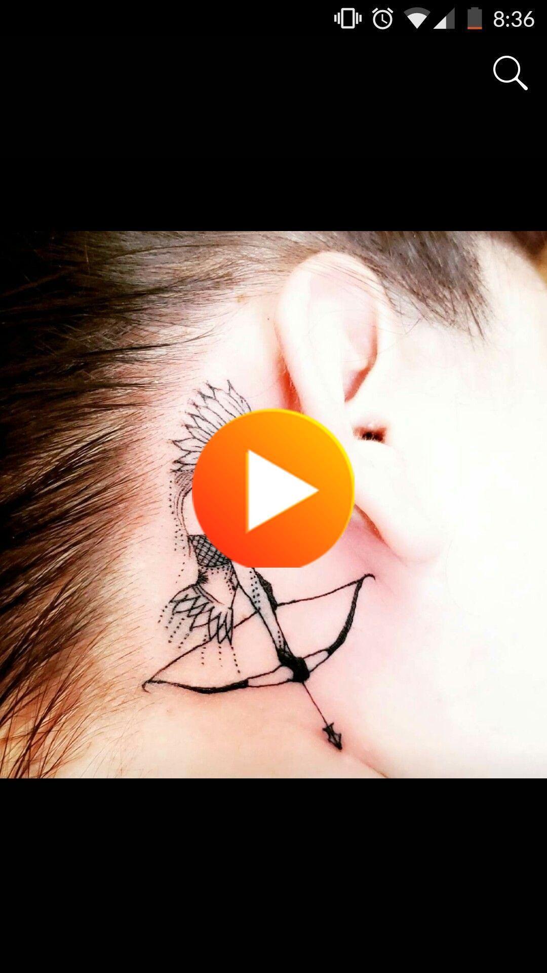 Photo of Huntress Tattoo – – #arrowtattoo #chinesedragontattoo #dragontattooforwomen #huntress