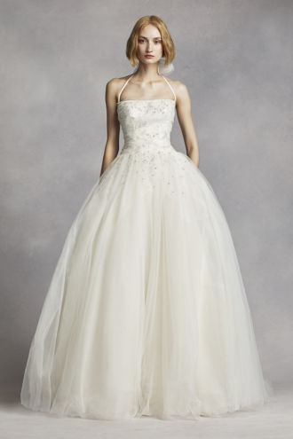 My New Favorite! www.davidsbridal.com/10380358   Wedding ideas ...