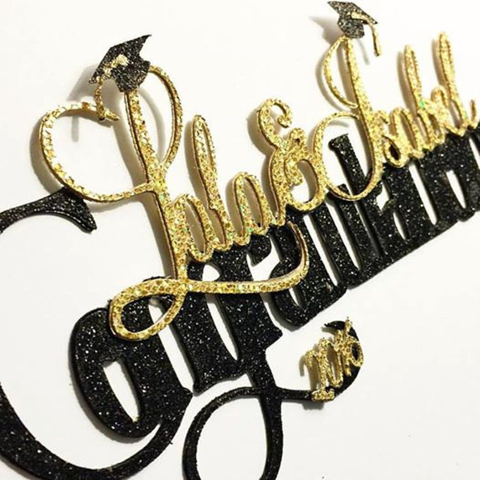 Graduation cake topper deluxe in 2020 with images