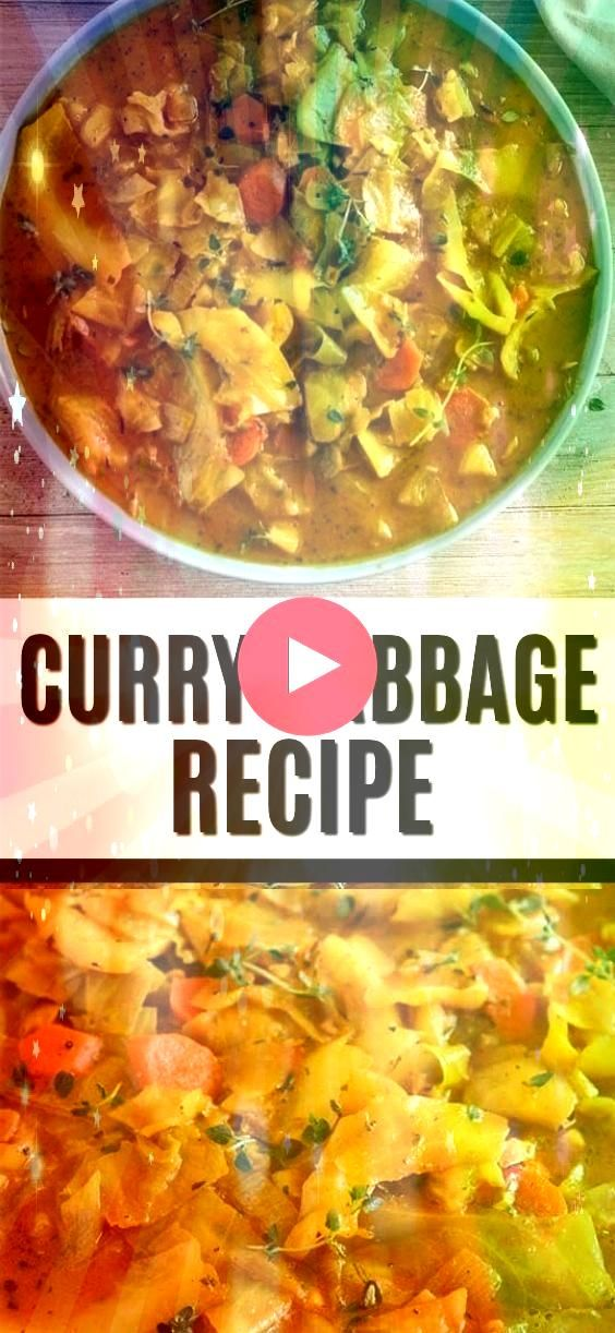 to prepare and flavorful Curry Cabbage will be a sure hit It is not only healthy but it is made with simple fresh ingredients  Easy to prepare and flavorful Curry Cabbage...