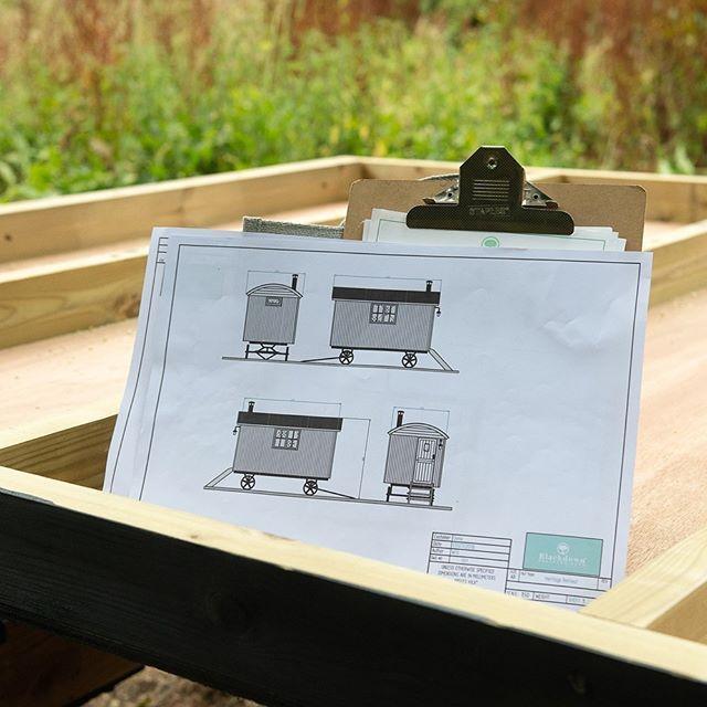 Shepherd Hut Floor Plans: Shepherds Hut, House On Wheels, Blackdown