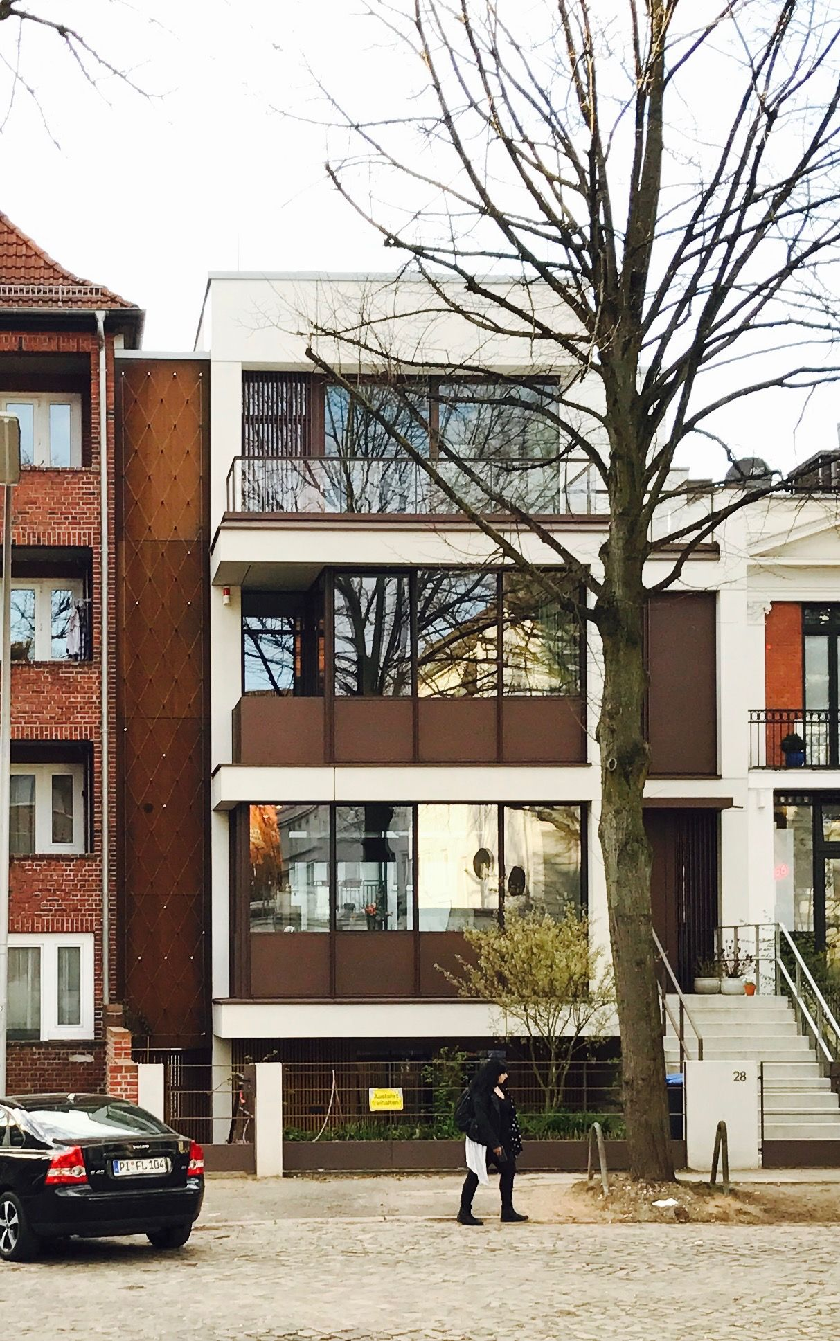 Innenarchitektur Hda Townhouse By Hda Hamburg De Mimari