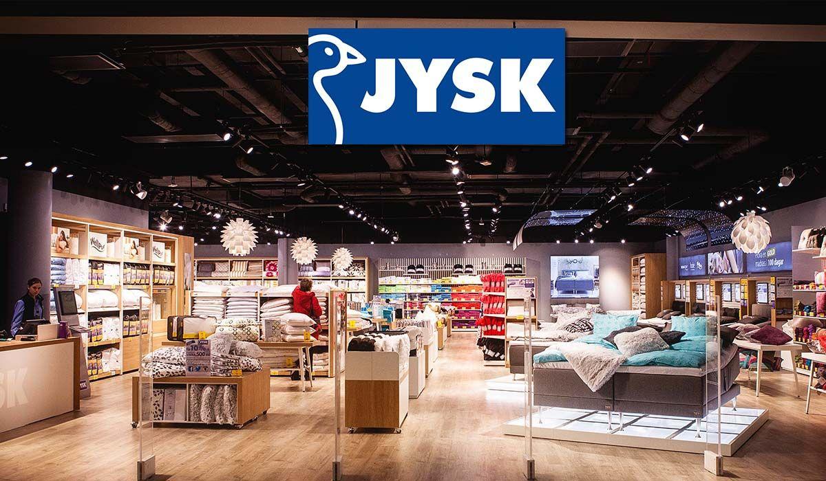75d6c89f49f JYSK ΠΡΟΣΦΟΡΕΣ Jysk Φυλλάδιο με Έπιπλα για το Σπίτι και τον Κήπο στο  Jysk.gr (Κατάλογος) Στοκ