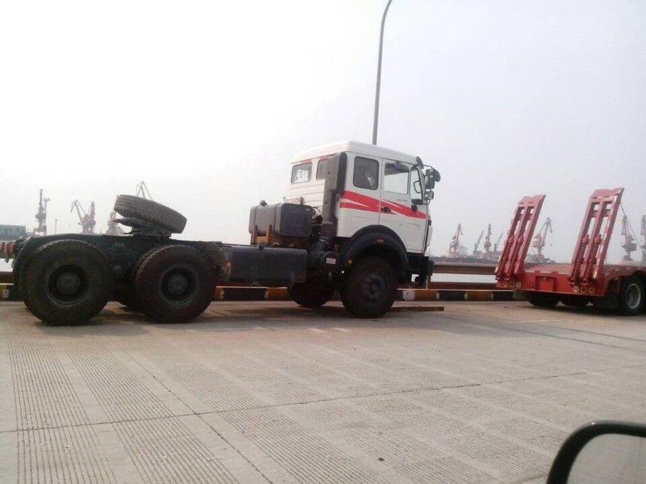 Beiben 2634 Tractor Truck Tractors For Sale