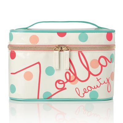 662727810be9 Zoella Beauty Classic Vanity Case | Makeup | Zoella beauty, Beauty ...