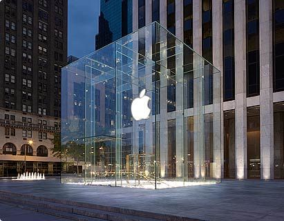 Apple Retail Store Fifth Avenue Apple Store Design Apple Retail Store Apple Store