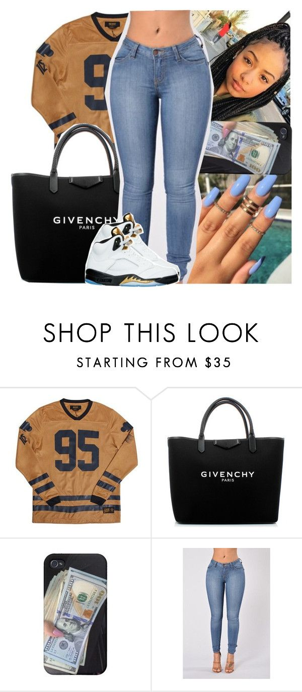 """I like my kisses down low"" by theyknowtyy ❤ liked on Polyvore featuring Givenchy"