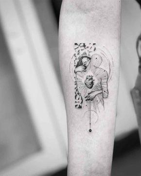 Abstract vision - John Monteiro -  Tattoo artist John Monteiro, authors abstract blackwork graphic tattoo | Brazil | #inkpplcom #black - #Abstract #graficTattooGraphic #John #Monteiro #TattooGraphicabstract #TattooGraphicblack #TattooGraphicmen #TattooGraphicsketch #TattooGraphicstyle #TattooGraphictypography #vision