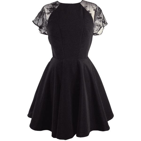The Kelly King Collective Kate Black Fit & Flare... - emmafromrio ...