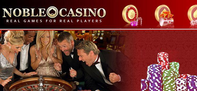 Noble Casino Login