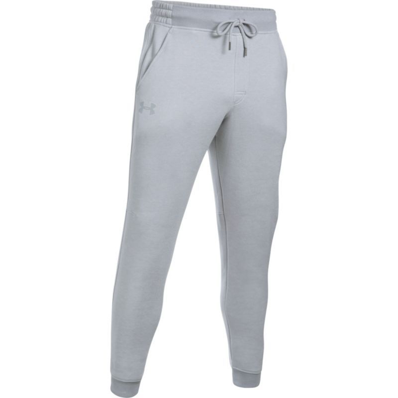 under armour joggers mens under armour mens rival fleece eoe jogger pants size medium gray pants in 2018 products