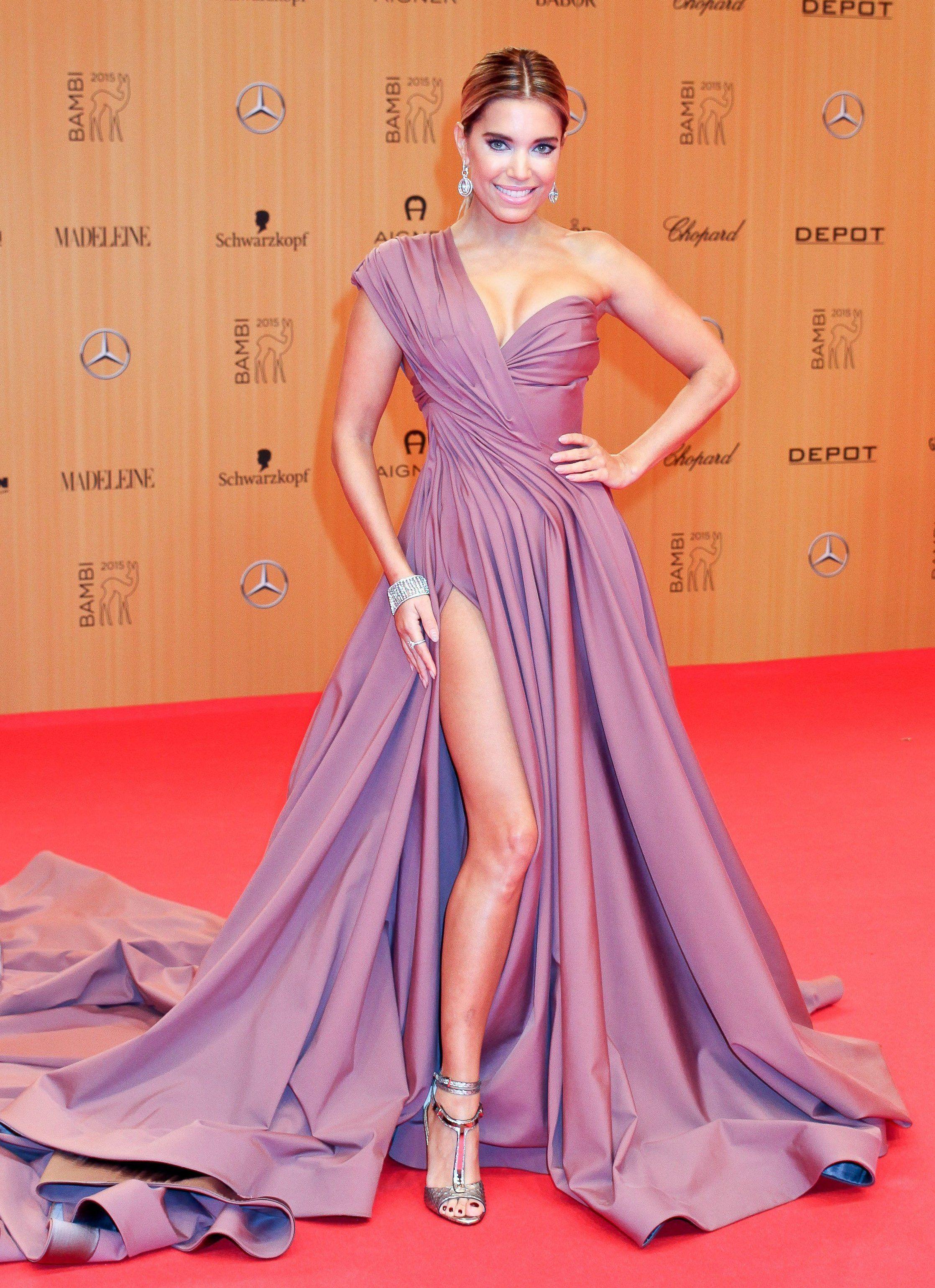 Sylvie Meis | Celebrity in Dress | Pinterest | Celebrity