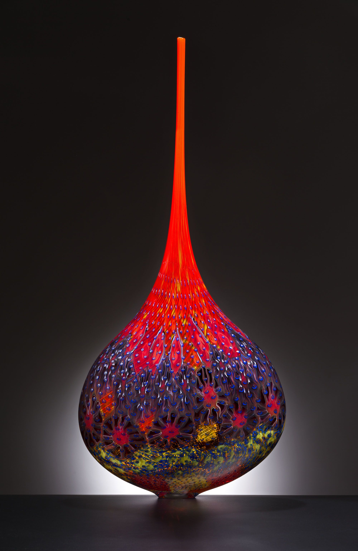 Lino Tagliapietra Current Exhibition Schantz Galleries Schantz Galleries Glass Art Hand Blown Glass Gallery