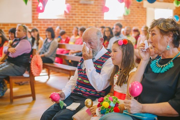 Mexican Inspired Wedding Ceremony + 1950s themed wedding | I take you #weddingceremony #wedding