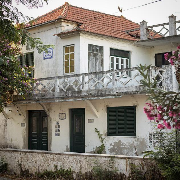 Une très belle et ancienne maison. #abiul #maison #village #portugal
