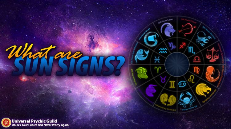 The Sunsigns And What They Mean Your Sun Sign Refers To Your Time