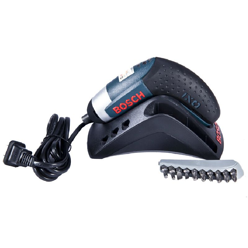 BOSCH Bosch Power Tools 3.6V lithium rechargeable screwdriver machine authentic electric screwdriver IXO3