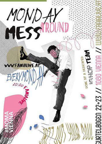 151130 Mess Around Graphic Design Tips Event Design Inspiration Magazine Design