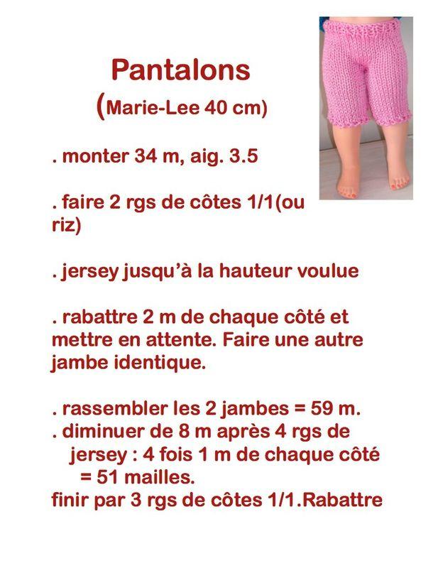 tutos Marie-Françoise | POUPON POUPÉE 40cm et + | Pinterest | Pecas ...