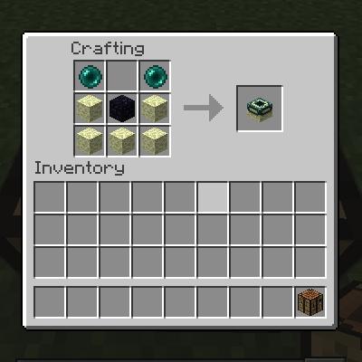 Craftable End Portal Frames Minecraft 1 13 Mods