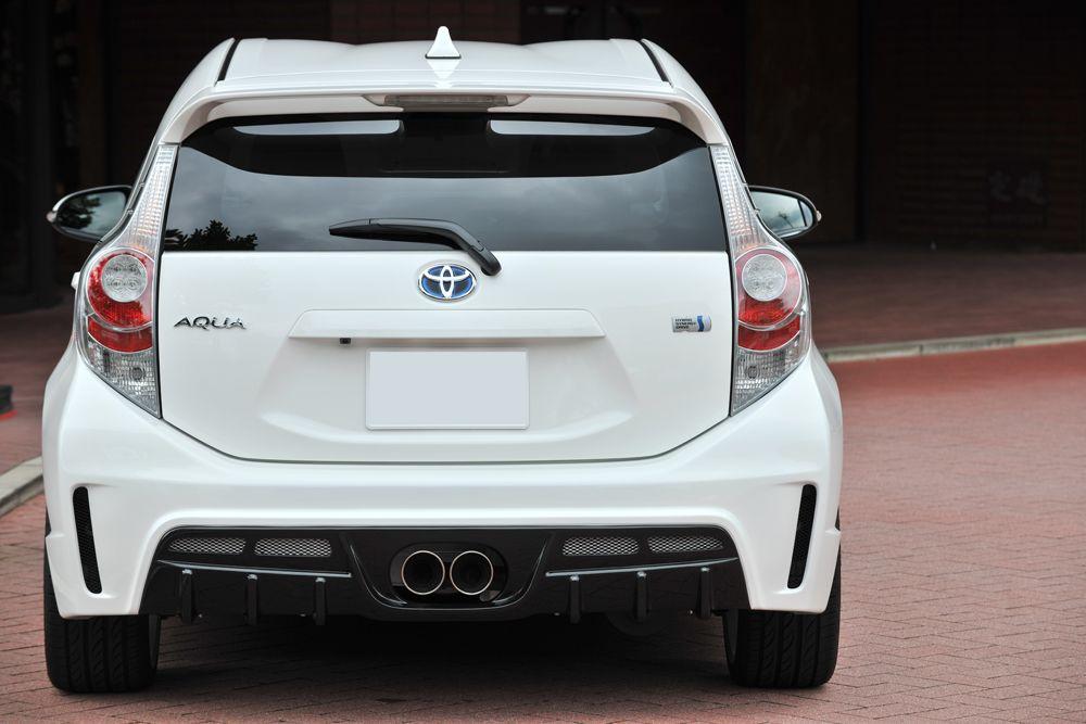 Let S See Some Modified Prius C Aqua Pics Picture Heavy Prius Toyota Prius 2015 Aqua