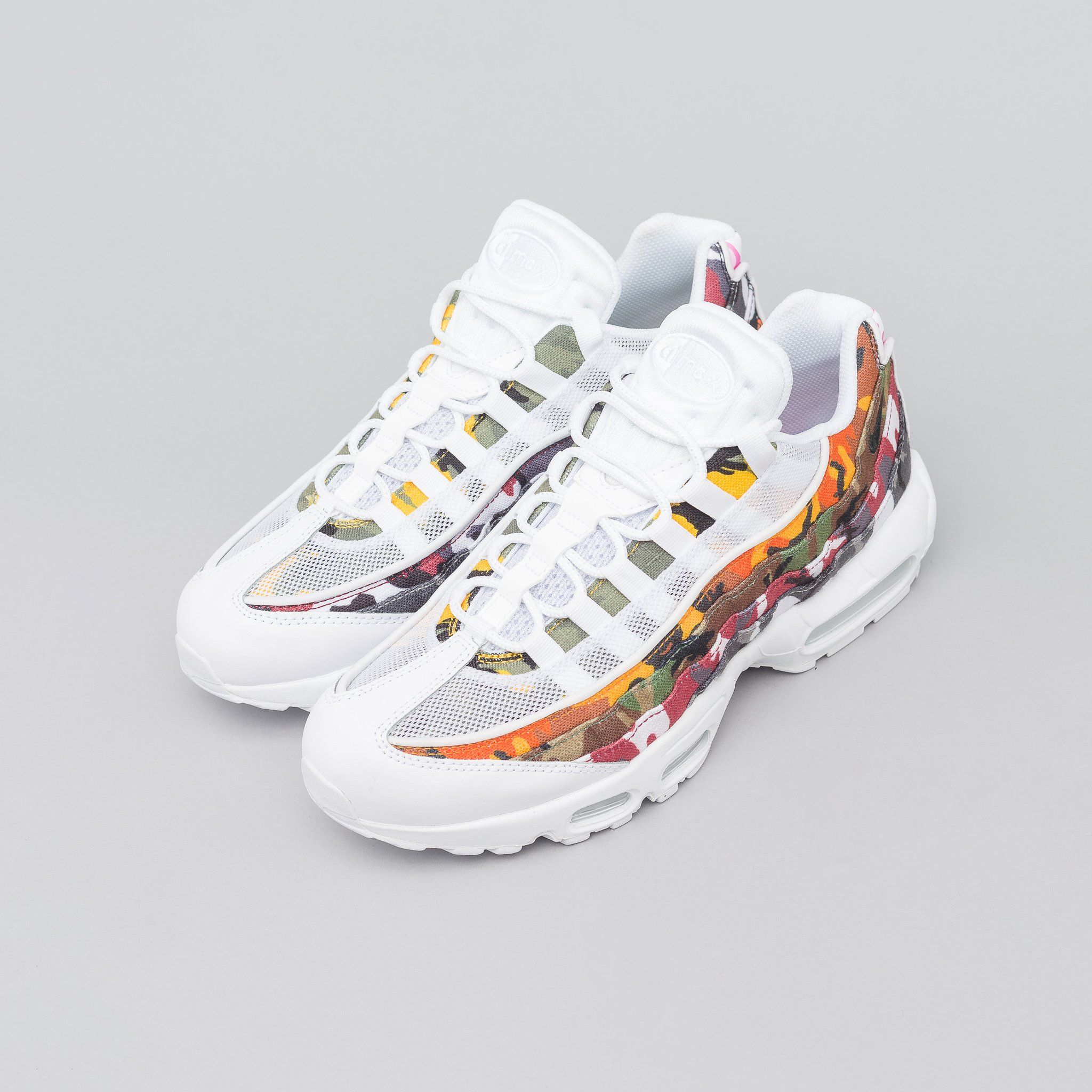 the best attitude 52bb3 e5bad Air Max 95 ERDL Party in White Camo