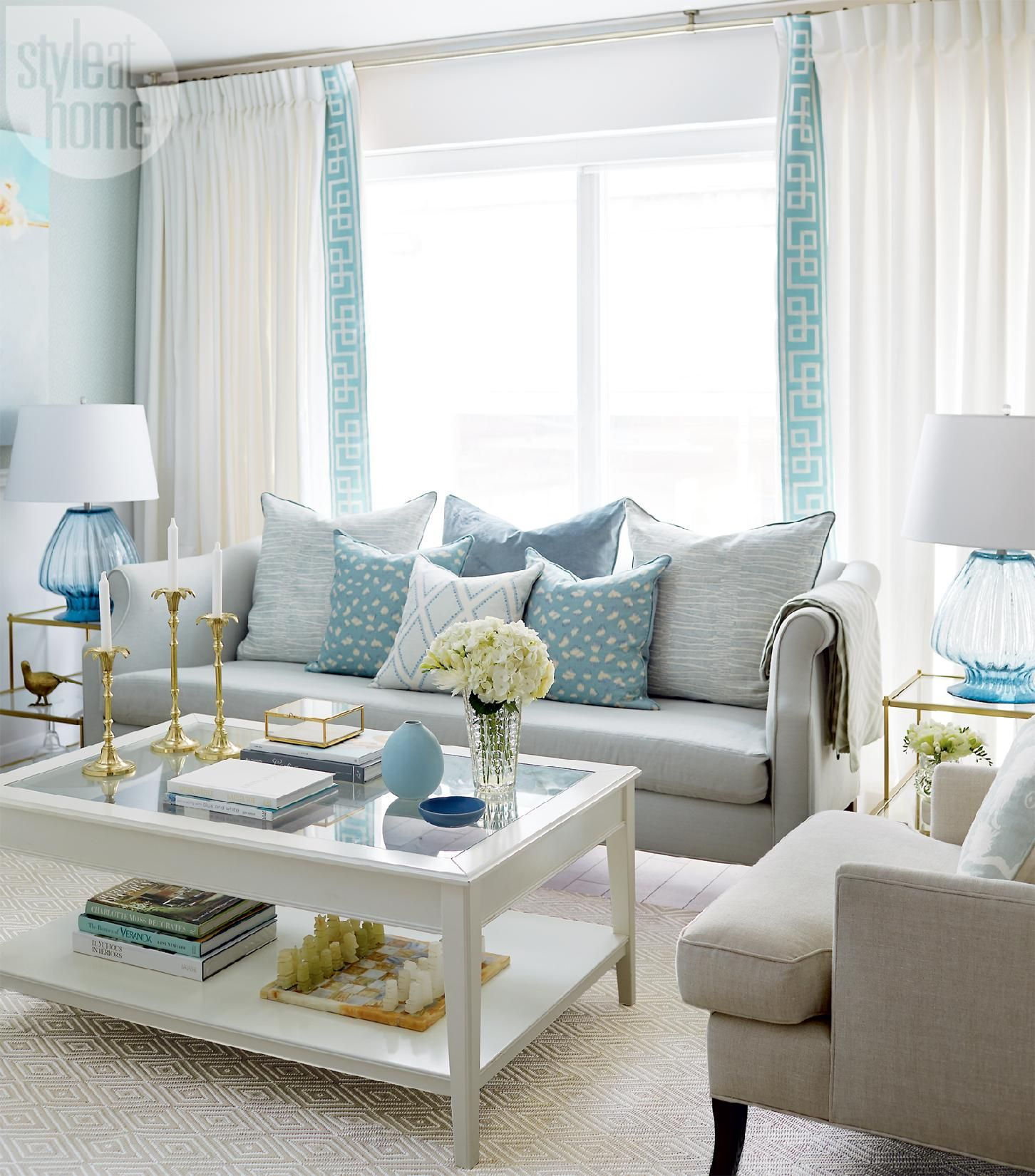 Budget Living Room Design Inspiration: Condo Tour: Refined Design Meets Eclectic Charm