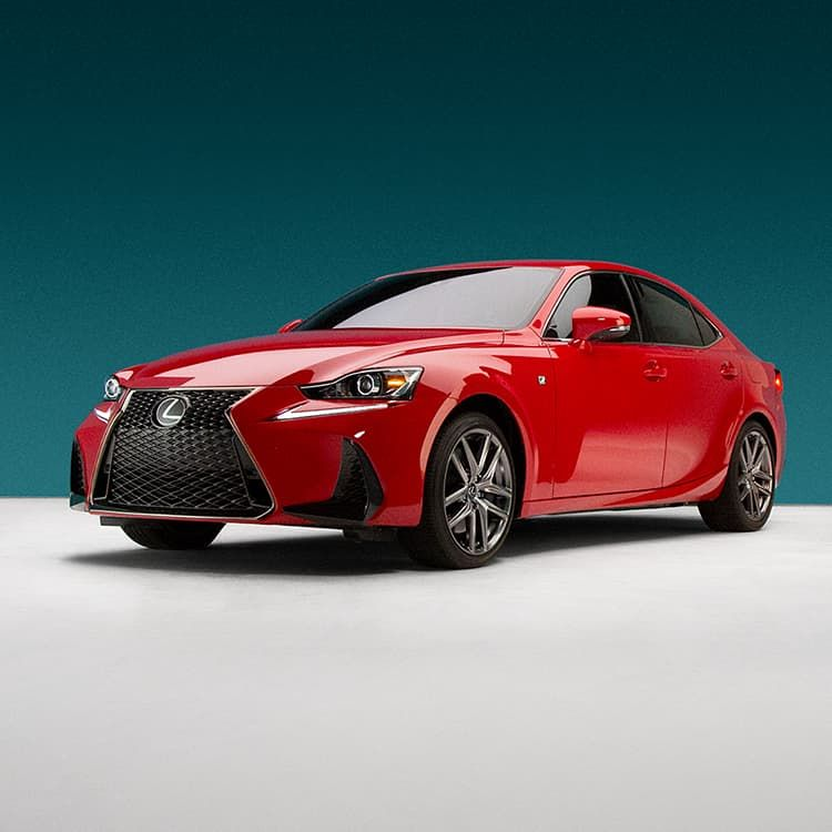 Lexus Certified Pre-Owned Vehicles.