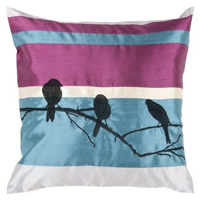 Target Decorative Harlow Pillow 40x40 Cushions Pillows Etc Cool Down Throw Blanket Target