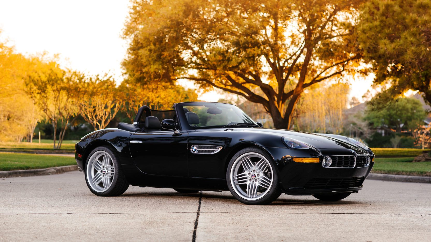 BMW Z Alpina Roadster Offered For Sale At Mecum Houston - Bmw alpina roadster for sale