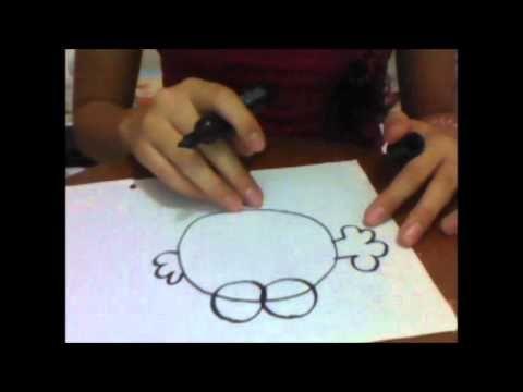 Dibujo letras pinterest youtube - Como decorar un dibujo ...