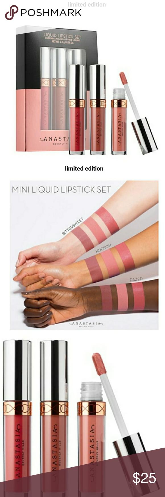 2x ABH liquid lipstick | Abh liquid lipstick, Liquid