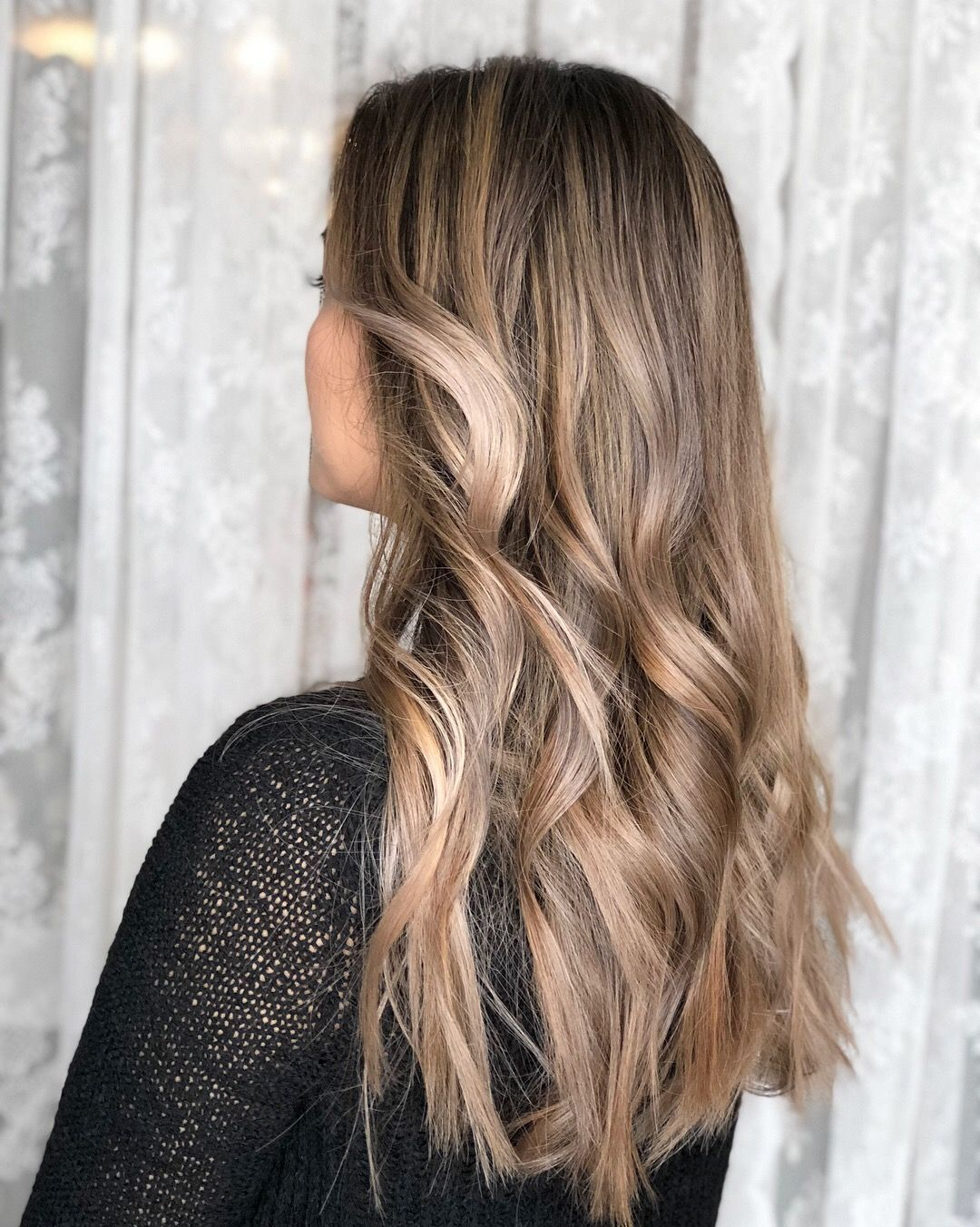 Smokey Blonde Hair Color Done By Shannon At Wildflower Salon In Toledo Oh Hairdosbyshan