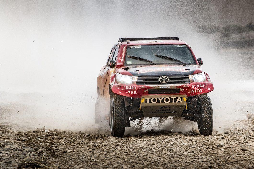 Ten epic Dakar 2017 photos