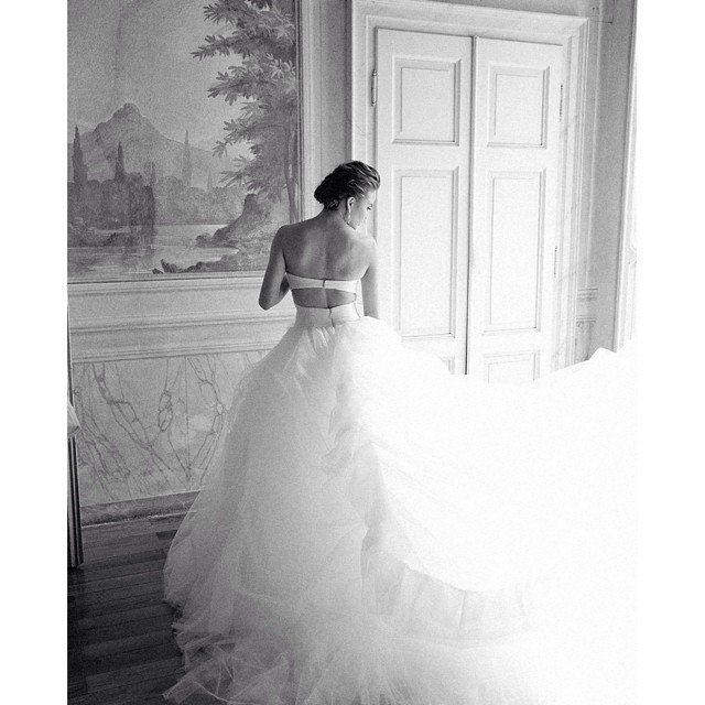 Chrissy Teigen Wedding Dress Photos | Wedding Bells | Pinterest ...