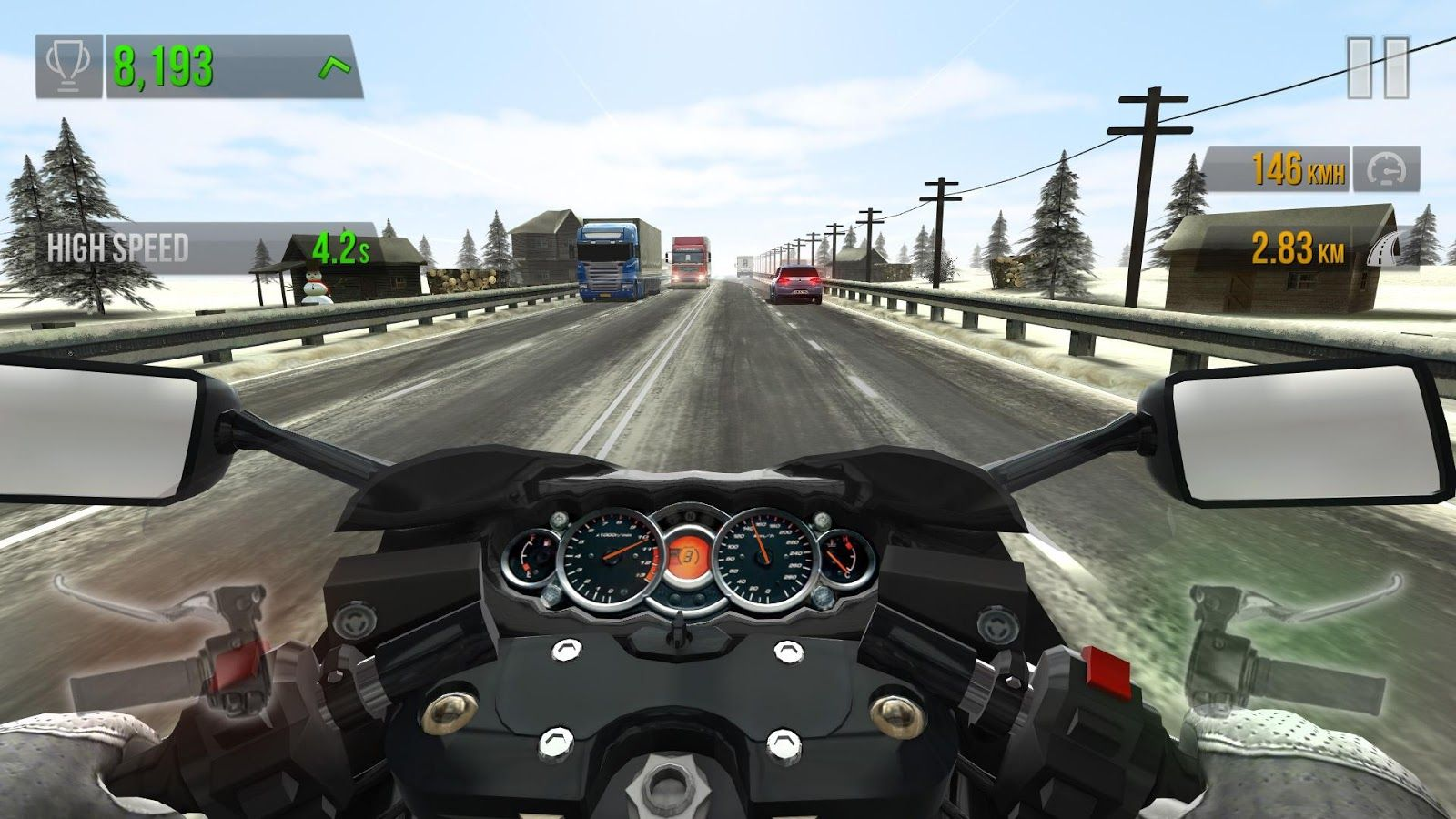Traffic Rider APK Game Update Version Download Free for