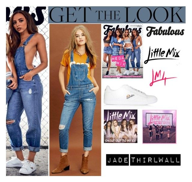 """""""Jade Thirlwall  Little Mix Fabulous Magazine UK November 2016 Cover"""" by valenlss ❤ liked on Polyvore featuring Topshop"""