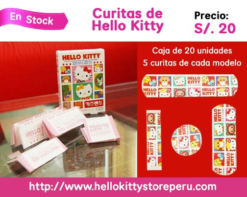 #HelloKittyStorePeru: Curitas de #HelloKitty http://www.hellokittystoreperu.com/shop/hogar/curitas-de-hello-kitty/