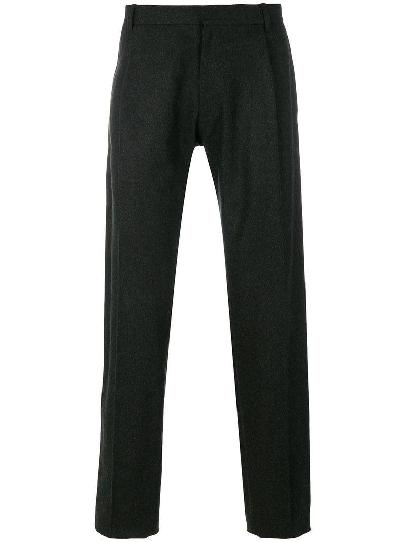 Pantalon Carotte - Vert Chalayan Hussein cp4U914hi