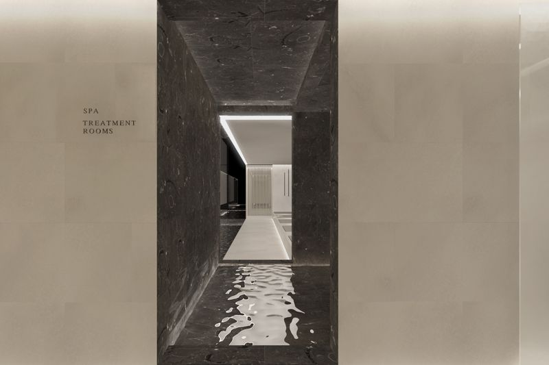 captivating this entry posted home interior design swimming pool designs | Competition entry & spa interior architecture for Kokkedal ...