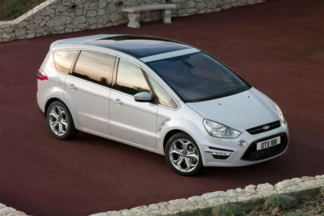 Ford S Max Named Best Mpv For Business Family Friendly Cars