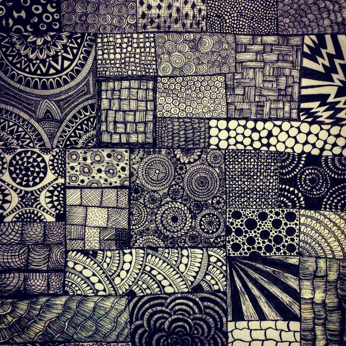 One of my doodle art