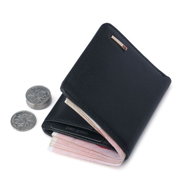 men genuine leather rfid blocking leather wallet trend card holder purse worldwide delivery original best - Best Card Holder Wallet