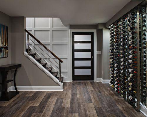 Basement design ideas, remodel Adding rooms Pinterest