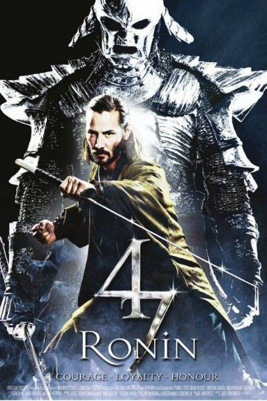 Here S Your First Look At Samurai Keanu Reeves In 47 Ronin 47