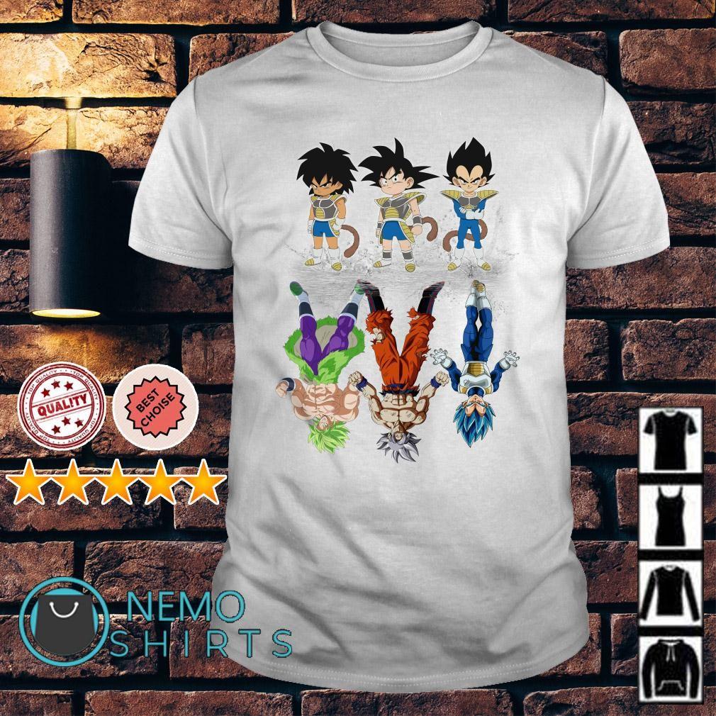 BEST Saiyan Kids Broly Songoku Vegeta Mature Water