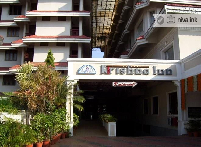 Checking Out Hotels Near Guruvayoor Temple Why Not Krishna Inn The Finest Hotel In Have A Comfortable Stay On Your Visit To