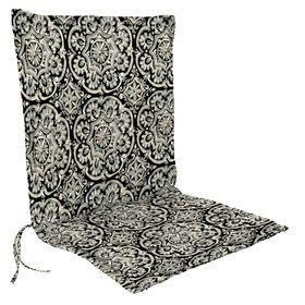 Westphalia Coal Hinged Seat Cushion