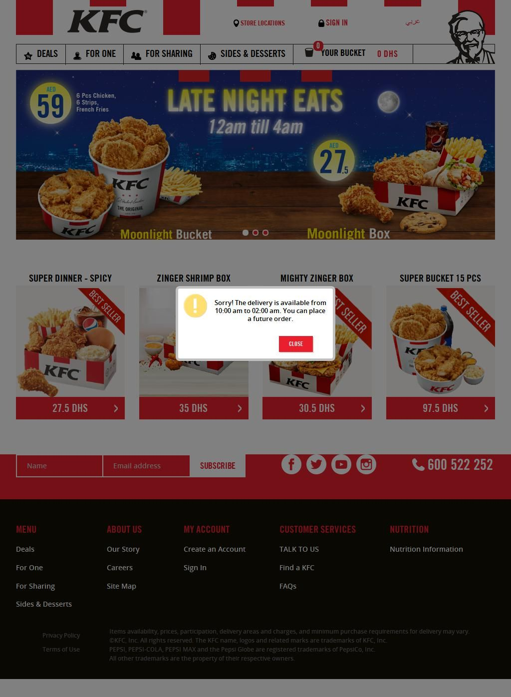 Kfc Fast Food Restaurant Mercato Mall, 171, Jumeirah Road 1