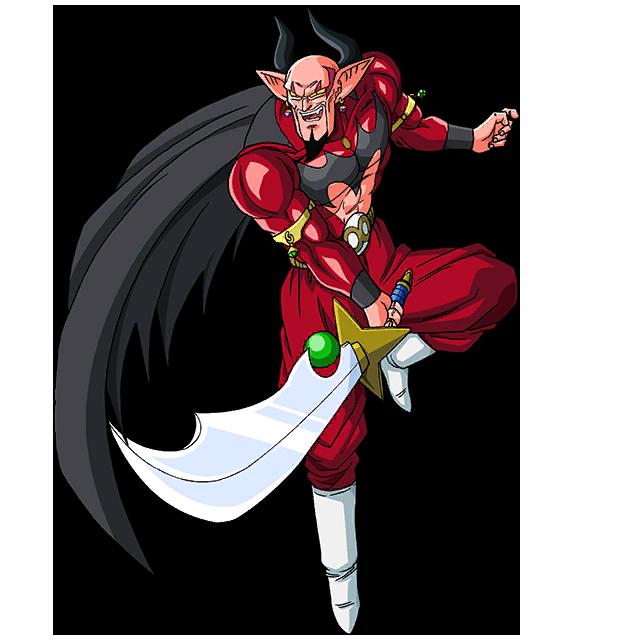 Dabura Xeno Demon God Render Sdbh World Miss By Maxiuchiha22 On Deviantart Anime Dragon Ball Super Anime Dragon Ball Anime Character Design